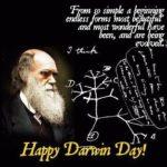 Darwin Day graphic