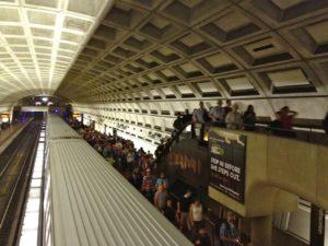 DC Metro Station