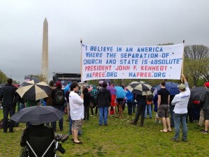 Reason Rally crowd