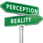 Perception Reality graphic