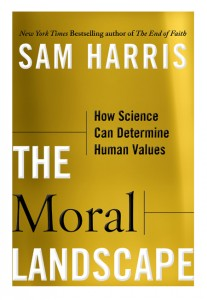 The Moral Landscape cover