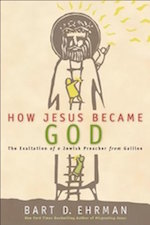 How Jesus Became God book cover